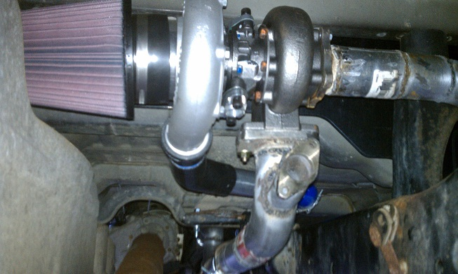 dodge durango 4.7 turbo kit