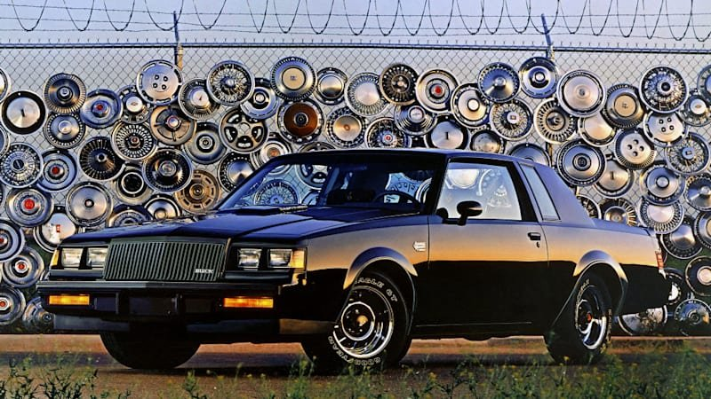 New Buick Grand National >> Two Nearly New 1987 Buick Grand National Twins Found In